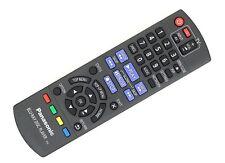 PANASONIC N2QAYB000738 Original Bd / Blu Ray Player DMP-BD77 Remote Control 5208