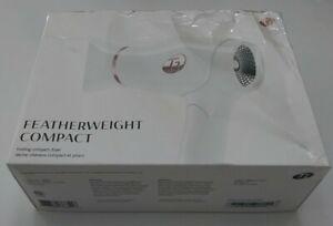 T3 - Featherweight Compact Folding Hair Dryer + Lightweight + Portable Dual Volt