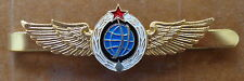 RUSSIAN  ARMY RED STAR   TIE HOLDER PIN  #26 SE