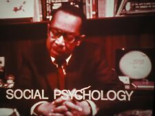 16mm Social Psychology 1200' Educational Film 1971
