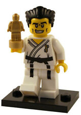 LEGO 8684 Series 2 Minifigure - KARATE MASTER - New Out of Package