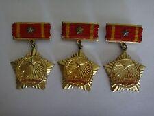Vietnam War 3 VC Medals Huan Chuong Khang Chien RESISTANCE 2nd Class Decoration