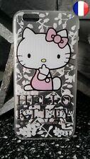 ★★★ Coque Plastique Rigide Housse Apple IPHONE 6 - Hello Kitty Noeuds ★★★