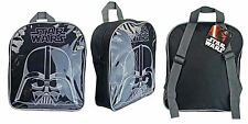 Star Wars Darth Vader Stormtrooper Childrens Junior School Backpack Rucksack Bag