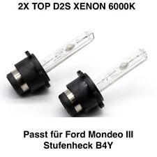 NUOVO 2x d2s 6000k 35w XENON LAMPADE DI RICAMBIO TÜV LIBERO FORD MONDEO III Berlina b4y