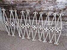 Maueranker-Eisen-geschmeidet-Anker-Ornament ALT 80cm