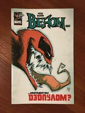 What If Venom Possessed Deadpool Russian Edition Variant Super Rare