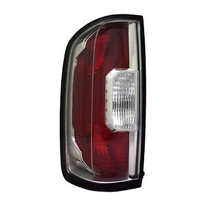 GM2800273C New Replacement Driver Tail Lamp Assembly Fits 2015-18 GMC Canyon