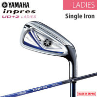 for LADIES YAMAHA GOLF JAPAN inpres UD+2 IRON #6 or Aw(Single club) TX-419i 2019
