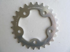 NOS Campagnolo Euclid atb chainring 26 t, 74 bcd, vintage mountain 1980s