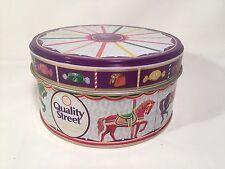 Quality Street Carousel Tin Small Nestle TIN ONLY