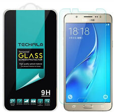 TechFilm® Tempered Glass Screen Protector Saver For Samsung Galaxy J7 (2016)