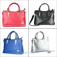 Women Lady Shoulder Bag Geniune Leather Crossbody Messenger Handbags Tote Purse