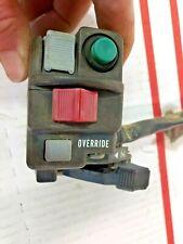 Kawasaki Brute Force 650 4x4 SRA On Off Electric Start Switch w/ Choke