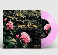 "Ryan Adams Baby I Love You 7"" PINK VINYL Record non prisoner/1989 lp songs! NEW!"