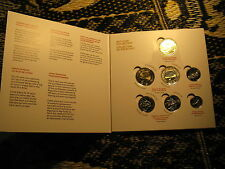 CANADA 150 YRS CELEBRATIONS 2017 SPECIAL EDITION 7 COINS MINT SET