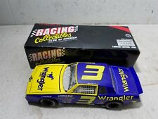 Dale Earnhardt Sr #3 - RCCA Action 1/24th Wrangler ~ 1984 Blue Goose Very Rare