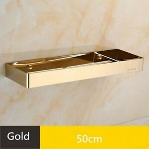 Stainless Steel Bathroom Shelf Rack Hook For Corner Mounted Wall Nail Free Black
