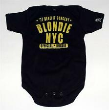 BLONDIE Debbie Harry NYC Concert Baby Infant Toddler BODYSUIT CLOTHING 18 Months