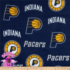 NBA Indiana Pacers Fleece Fabric