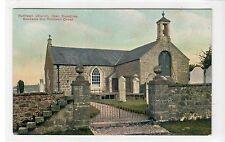 RUTHWELL CHURCH, near DUMFRIES: Dumfriesshire postcard (C16191)