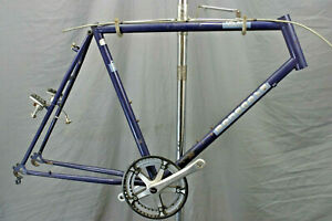 "Mongoose City Bike Vintage Mountain Frame 22"" XLarge Touring Steel Charity"