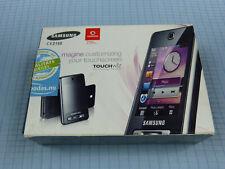 Samsung SGH-F480i Ice Silver! Gebraucht! Ohne Simlock! TOP! OVP! Imei gleich!