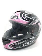 HJC Hellion CL-16 Motorcycle Dirt Bike Snowmobile Quad Helmet Womans Size S PINK