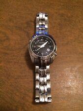 Fossil Blue Women's Watch AM-4099 100M Water Resistant