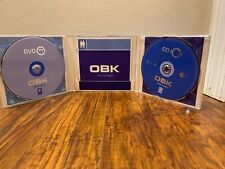 OBK - Sonorama CD & DVD!  Rare, Hard to Find!