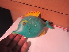 """DICK DON TRUDELL ICE FISHING SPEARING DECOY  SUNFISH 7"""" AS IS"""