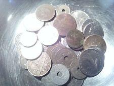 Lot de pièces monnaies françaises