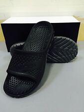 AND1 Men's (D608MBV) Rein Slide, Black/Asphalt, Size 11 M US