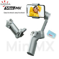 Moza Mini MX Handheld Gimbal Stabilizer 3-Axis Vlog Selfie Stick For Smartphone