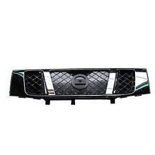 Front Grille Fits 2008-2014 Nissan Titan 104-50477A