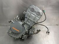 KTM RC 125 RC125 ABS 2014 RUNNING ENGINE 3254 MILES