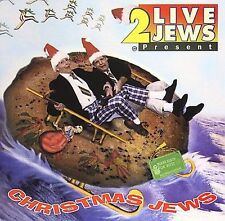 Christmas Jews by 2 Live Jews (CD, Oct-2006, Empire (USA)) FREE SHIPPING!!