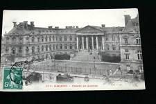 AMIENS PALAIS DE JUSTICE 1910