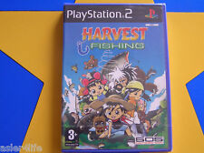 HARVEST FISHING (NEW) - PLAYSTATION 2 - PS2
