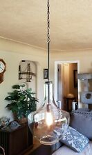 Everly - 13.75 One Light Pendant  Olde Bronze Finish with Clear Glass