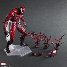 Spider-Man - Venom Play Arts Action Figure-SQU81747