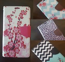 For Samsung Galaxy Note 5 Girly Leather Wallet Case Magnetic Flip Stand Cover