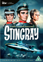 Stingray: The Complete Collection DVD (2015) Alan Patillo, Pattillo (DIR) cert