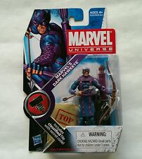 Marvel Universe Dark Hawkeye 3.75 Action Figure Series 2 #031