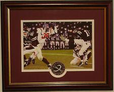 Mississippi State football 1999 Egg Bowl vs Ole Miss framed print Greg Gamble