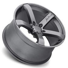 MRR VP5 19x8.5/19x9.5 5x120.7 Gun Metal Wheels Rims (Set of 4)