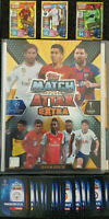 2020 UEFA Champions League Match Attax Soccer Cards - 50 cards + FREE binder