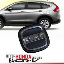 CHROME FUEL OIL CAP GAP TANK DOOR COVER TRIM ABS FOR HONDA CRV CR-V 12 13 14 15