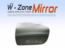 W-Zone Blind Spot Multi Curved Side Mirror LH+RH for HYUNDAI 13-16 Grand SantaFe