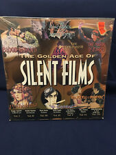 The Golden Age of Silent Movies Vhs ( 7 Classic Silent Movies)